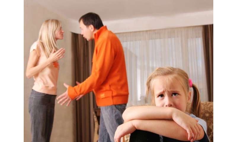 Harsh parenting may harm a child's physical health