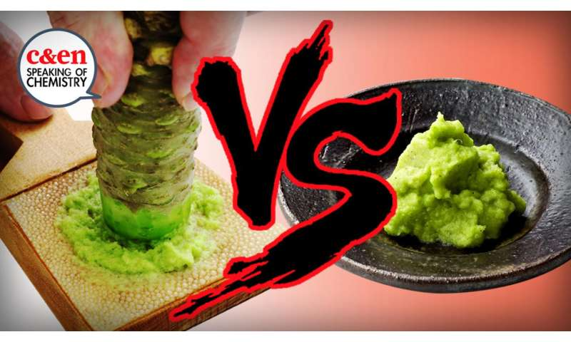Have you ever had real wasabi? Probably not (video)