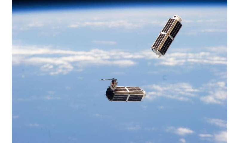 Heliophysics CubeSat to launch on NASA's SLS
