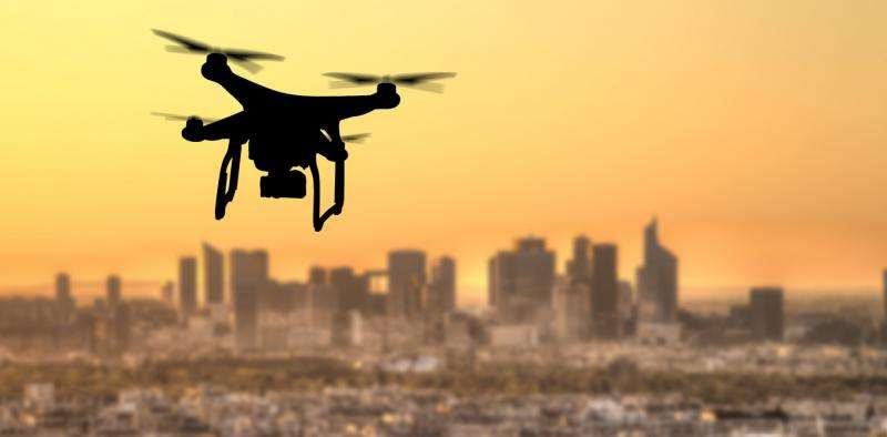 Here's how drones will change cities