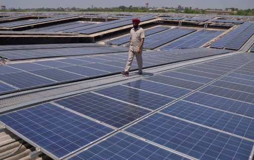 High energy demands in India—which, despite a big push towards solar, continues to rely heavily on dirty coal—are forecast to ne