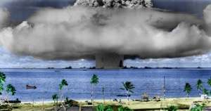 Historic nuclear testing on Bikini Atoll may hold clues to long-term impacts on modern urban cities