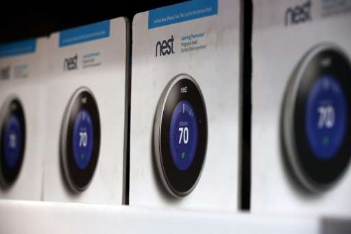 """Honeywell sued Nest in 2012 over technology built into """"Learning Thermostats"""" that incorporate software smarts and Int"""