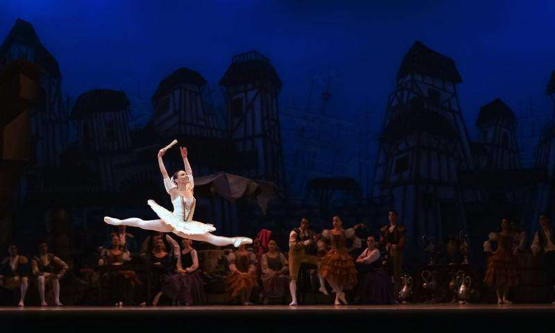 How ballet training could learn from football and rugby, says report