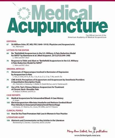 How do anesthesiologists view acupuncture and acupressure?