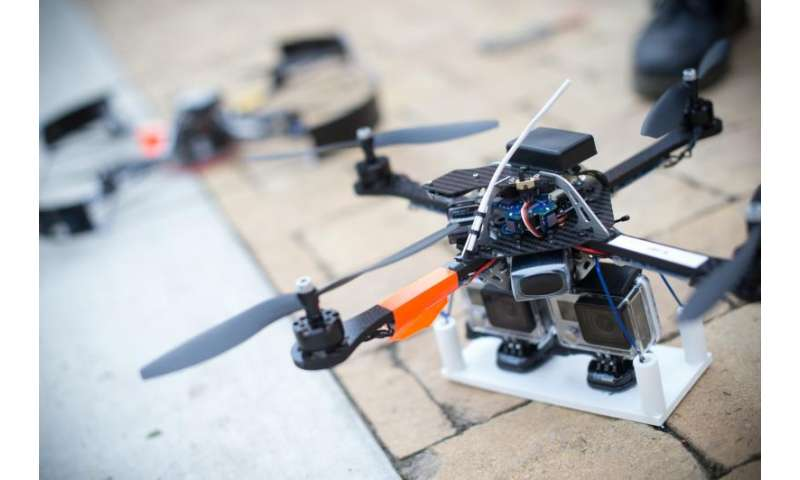 How drones can improve scientific research in the field
