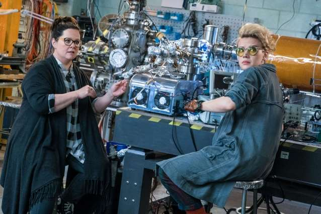 """How MIT gave """"Ghostbusters"""" its """"geek cred"""""""