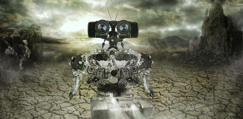 How robot explorers are making the finds of the future