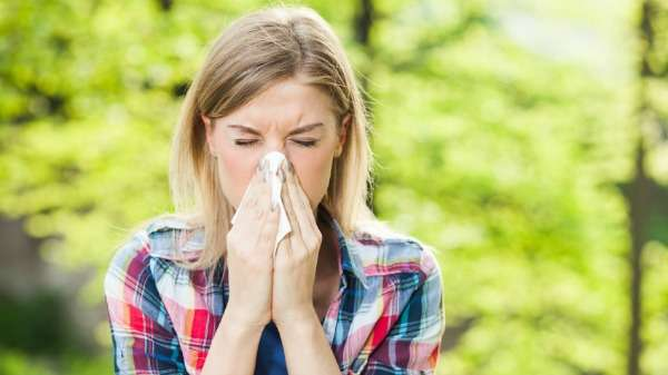 How sex, sunshine and exercise makes us sneeze