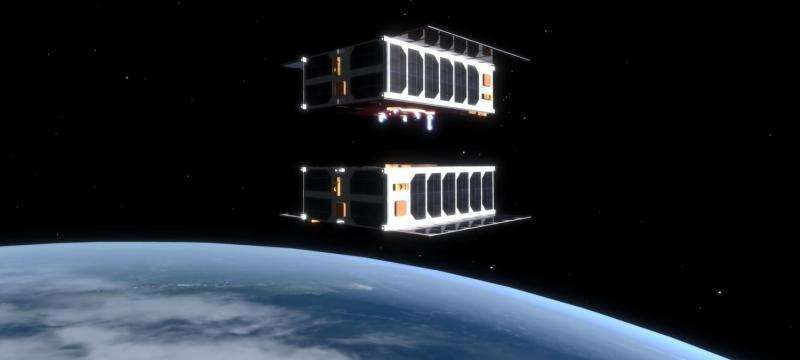 How to dock CubeSats