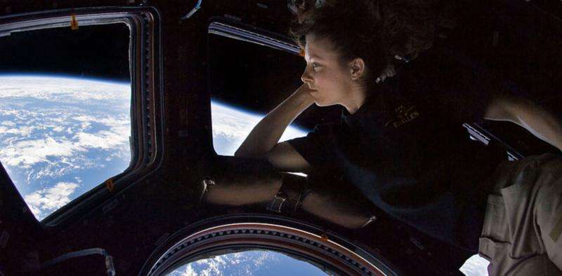 How women can deal with periods in space