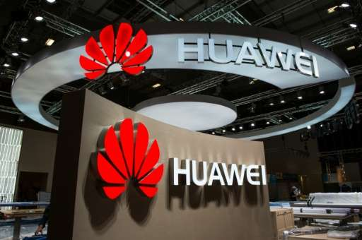 Huawei is well behind Samsung as a maker of mobile devices, but the Chinese firm has a large networking business and its researc