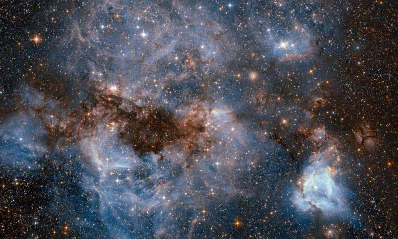 Image: Hubble peers into the Large Magellanic Cloud