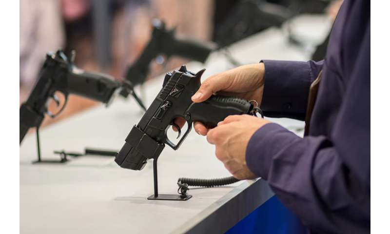 Improved gun buyer background checks would impede some mass shootings, expert says