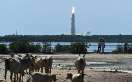 India is seeking a greater share of the satellite launch market