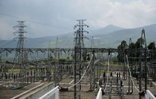 Indonesia currently has installed capacity to produce about 1,400 megawatts of electricity from geothermal, enough to provide po