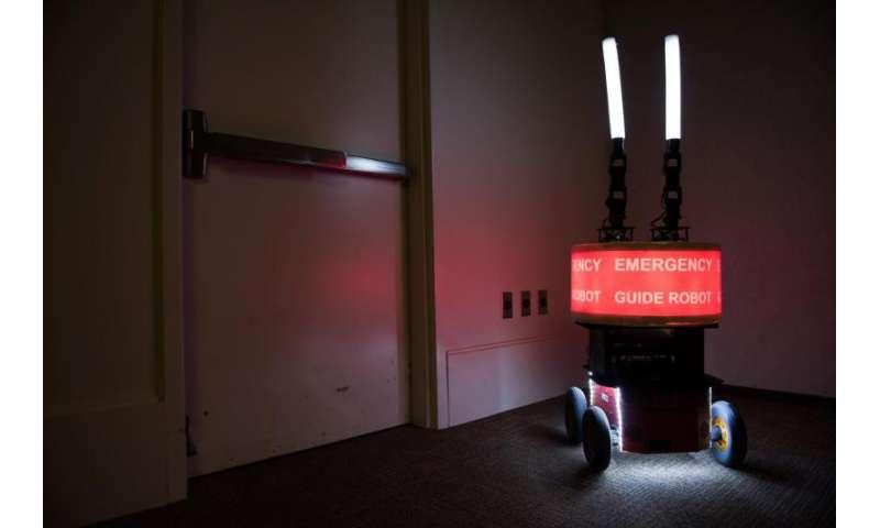 In emergencies, should you trust a robot?