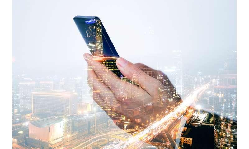 Inferring urban travel patterns from cellphone data