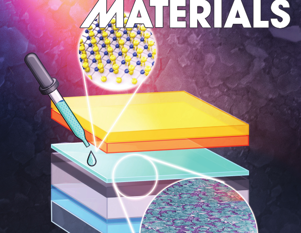 Interface engineering for stable perovskite solar cells