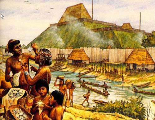 Internal dissension cited as reason for Cahokia's dissolution