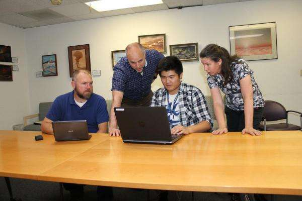 Interns make archived NASA planetary science data more accessible