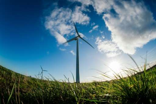 Investment in renewable energy hit a record $286 billion in 2015