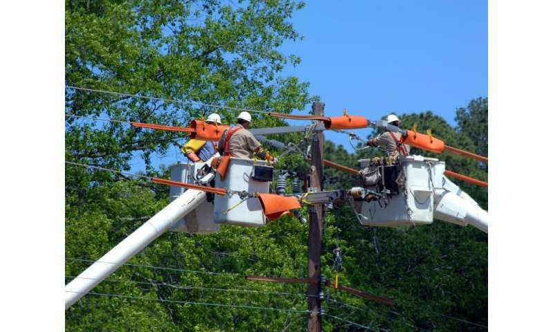 Investor-owned utilities may be better prepared to handle catastrophic weather