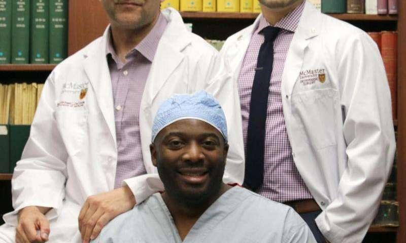 Is hip arthroscopic surgery a sham? Researchers seek answer