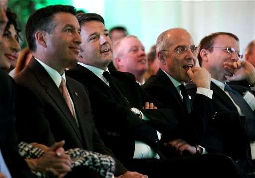 Italian leader helps dedicate unique Nevada geothermal plant