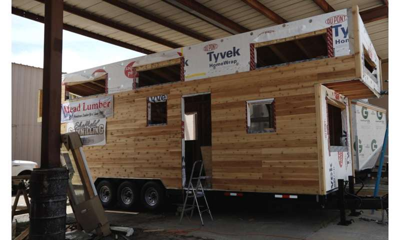 It takes a village: Researchers studying US tiny house villages' benefits, challenges