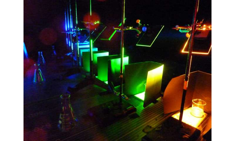 IU-led study reveals new insights into light color sensing and transfer of genetic traits