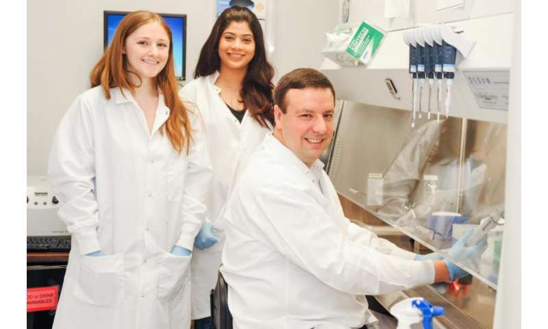 IUPUI researchers use stem cells to identify cellular processes related to glaucoma