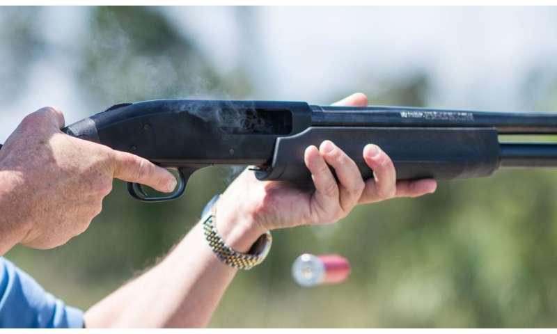 James Bond meets Samuel Colt: Seeking to build a safer gun