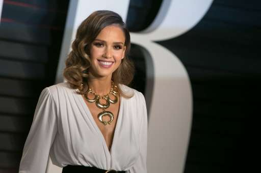Jessica Alba is the first to be named Webby Entrepreneur of the Year, for her role as a co-founder of The Honest Company