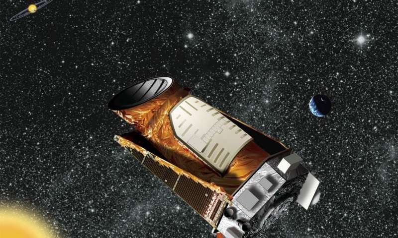 Kepler team restarts powered-down photometer