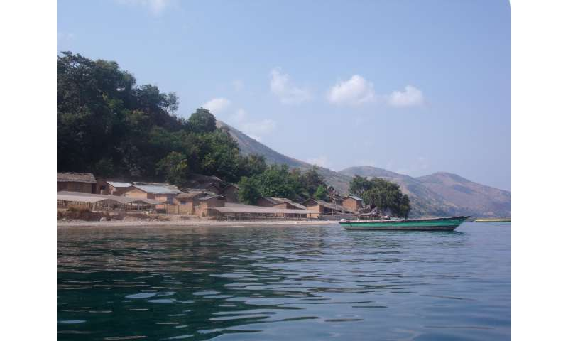 Lake Tanganyika fisheries declining from global warming