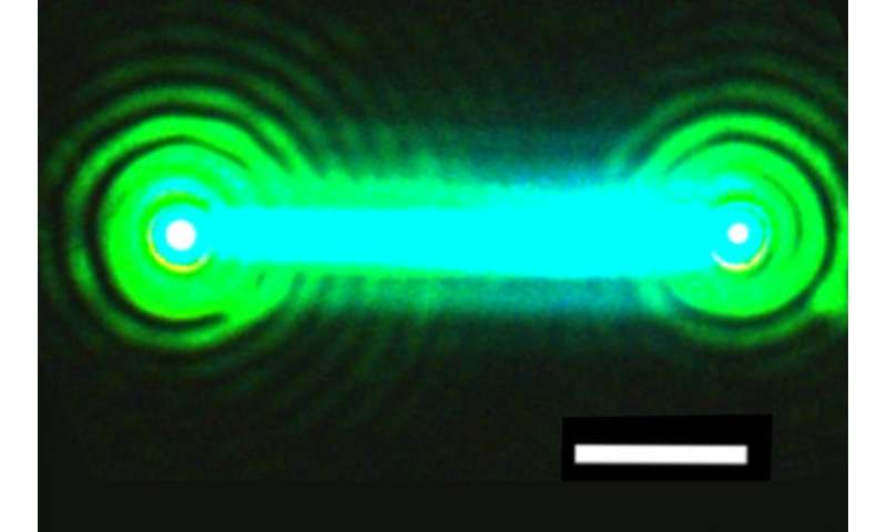 'Lasers rewired': Scientists find a new way to make nanowire lasers