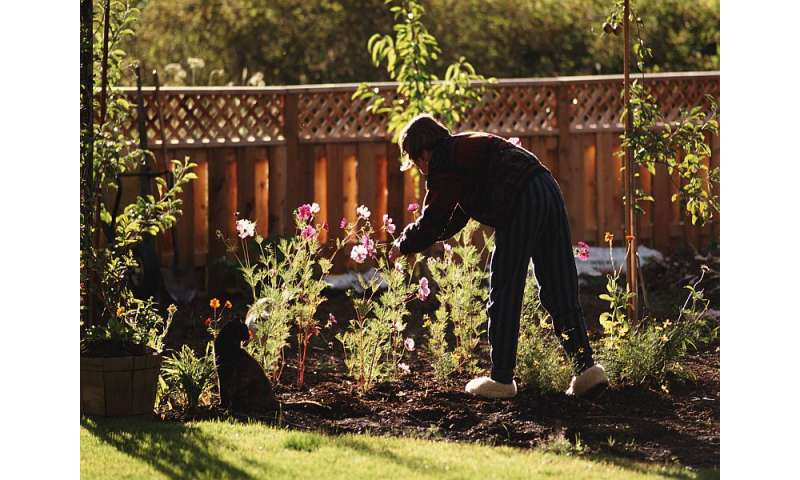 Let safety bloom in your garden this season
