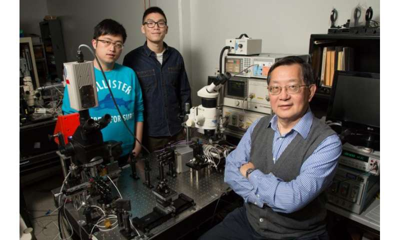 Light helps the transistor laser switch faster