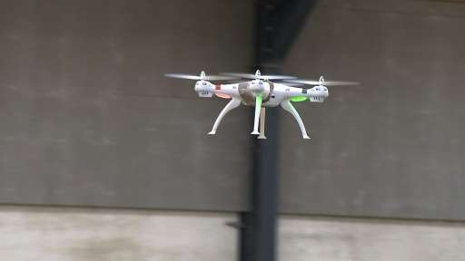 Like elsewhere around the globe the use of drones in the Netherlands is booming