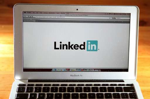 LinkedIn has over 467 million registered members, according to its website