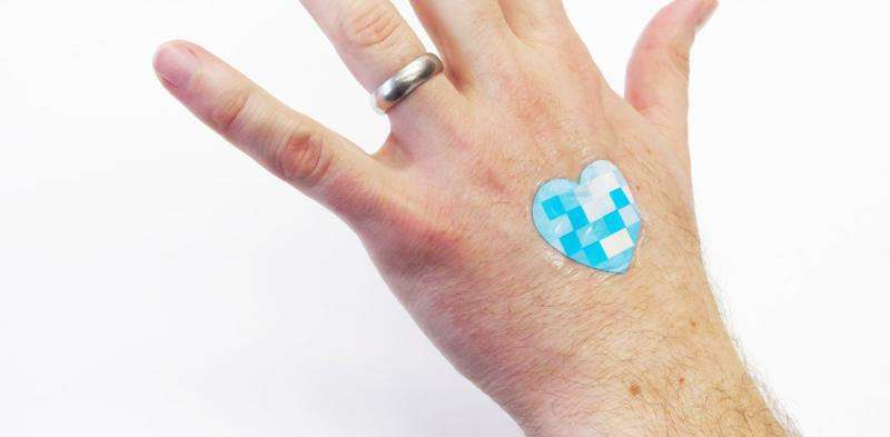 L'Oreal turns to stretchable electronics for patch to monitor UV exposure