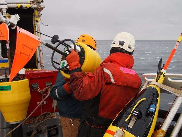 Losing its cool: Will ice melt heat up naval operations in Arctic Ocean?