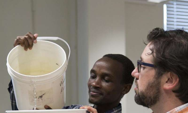Low-cost technology to better provide drinking water in developing countries