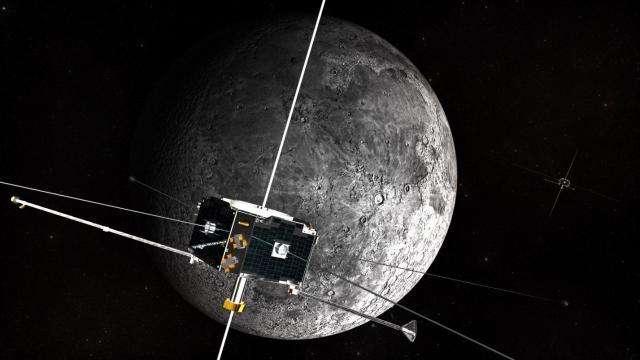 Lunar sonic booms