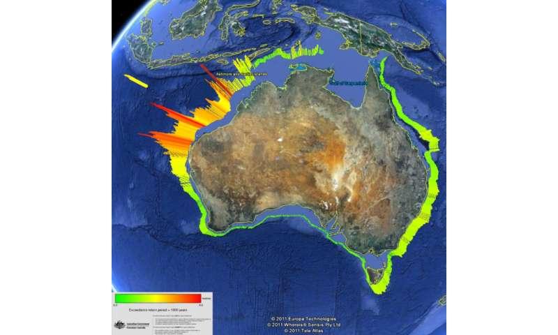 Making waves—the tsunami risk in Australia
