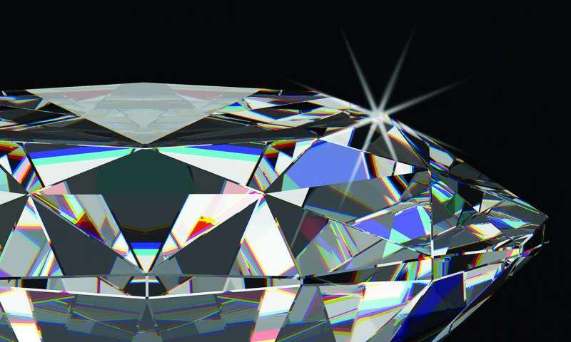 Map of diamond-boron bond paves way for new materials