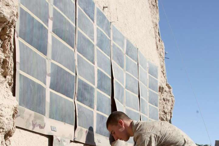Marine Corps teams with Sandia on microgrids and renewable energy planning
