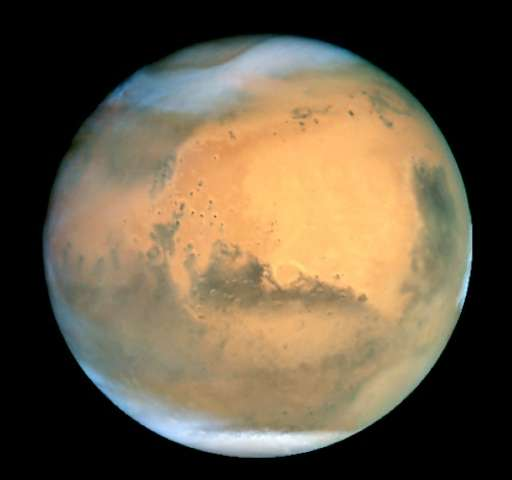 Mars and Earth passed at 120.7 million kilometers (75 million miles) away from each other, which NASA said will not happen again