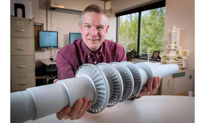 May carbon dioxide turbine help address clean power generation?